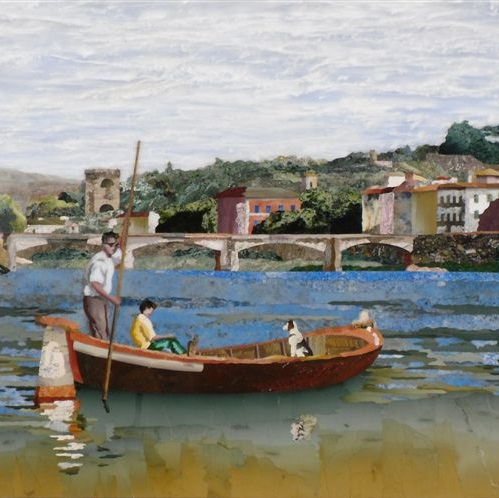 Mauro Tacconi - Mosaico Fiorentino